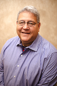 Ted Martinez- Regional Sales Manager